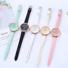 relogio feminino Transparent QQ Watch Student Harajuku Watch Pure Color Delicate Carry brand women's watches montre femme 2019(China)