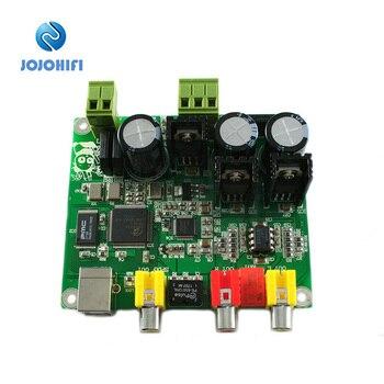 32BIT384K / USB DAC (CM6631A + AKM4490) 32 \ 384K Flagship Stabilized Power Supply Decoder Board