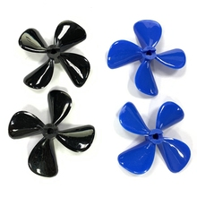 Boat-4x60mm Propeller RC Four-Blades Paddle Reverse-Screw Positive Nylon