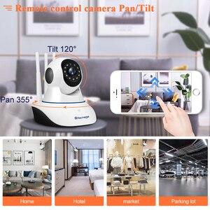 Image 2 - Yoosee 1080P Wireless IP Camera Pan Tilt 2MP Dome Indoor Two Way Audio CCTV WiFi Camera Baby Monitor Video Security Surveillance