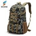 Водонепроницаемый армейский рюкзак высокого качества  50 л  армейский тактический рюкзак для охоты  Походов  Кемпинга  спортивная сумка