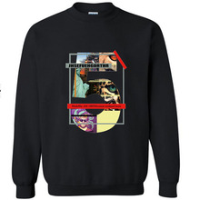 BTFCL 2019 Men Sweatshirts Solid Color Casual Thin Cotton Harajuku Pullover Simple Basic Sweatshirt Black Hip Hop Hoodies