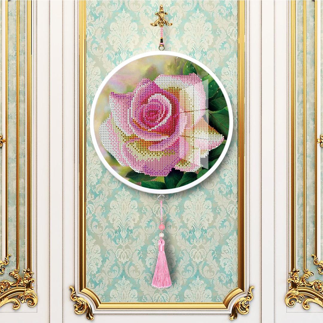 Diamond Painting Mosaic Cross Stitch Kits Home Wall Hanging Handwork Craft Decor