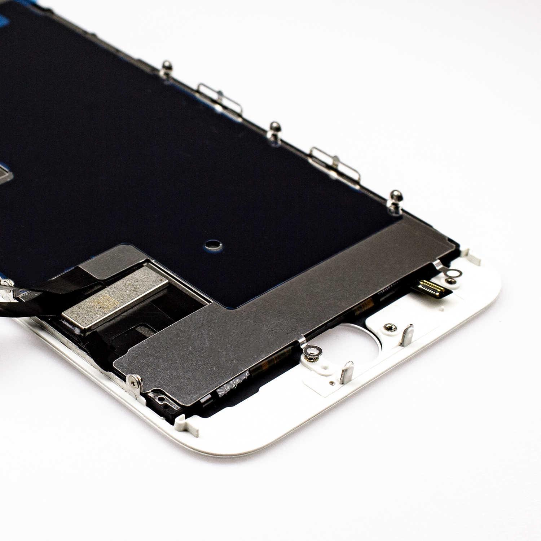 เกรด AAA ++ LCD ที่สมบูรณ์แบบสำหรับ iPhone 7 7 Plus 3D TOUCH Digitizer ASSEMBLY REPLACEMENT + กล้องด้านหน้า + ลำโพงหูฟัง + ของขวัญ