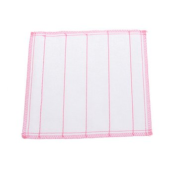 5 layers cotton and wood fiber dish towels non-oil scouring cloth kitchen cleaning cloth oil cleaning dish cloth сапфир салфетка чистящая sapfire cleaning cloth sfm 3001