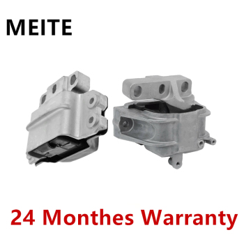 1K0199555 1K0199262 Engine Support&Gearbox Support Mount  Set For Audi A3 S3 VW Golf Jetta Touran Skoda 1K0199262M 1K0199262AB 1