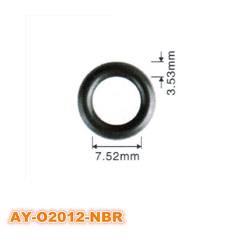 1pc Fuel Injector Universal O-ring Seals For Audi Car Repair Kits Nitril Rubber Orings For AY-O2012NBR image