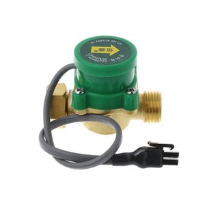 """Pump Flow Switch HT-120 G1/2 """"-1/2"""" Hot And Cold Water Circulation Pump Booster Flow Switch 1.5A(China)"""