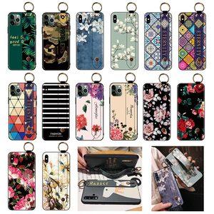 Image 4 - SoCouple Case For Samsung Galaxy A50 A51 A70 A71 A30s A20 21s S8 S9 S10 Note 10 plus S20 FE Plus Wrist Strap Phone Holder Case