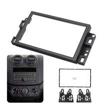 2Din Car Radio Fascia CD DVD o Dashboard Panel Frame for Chevrolet Captiva / Lova / Gentra / AVEO