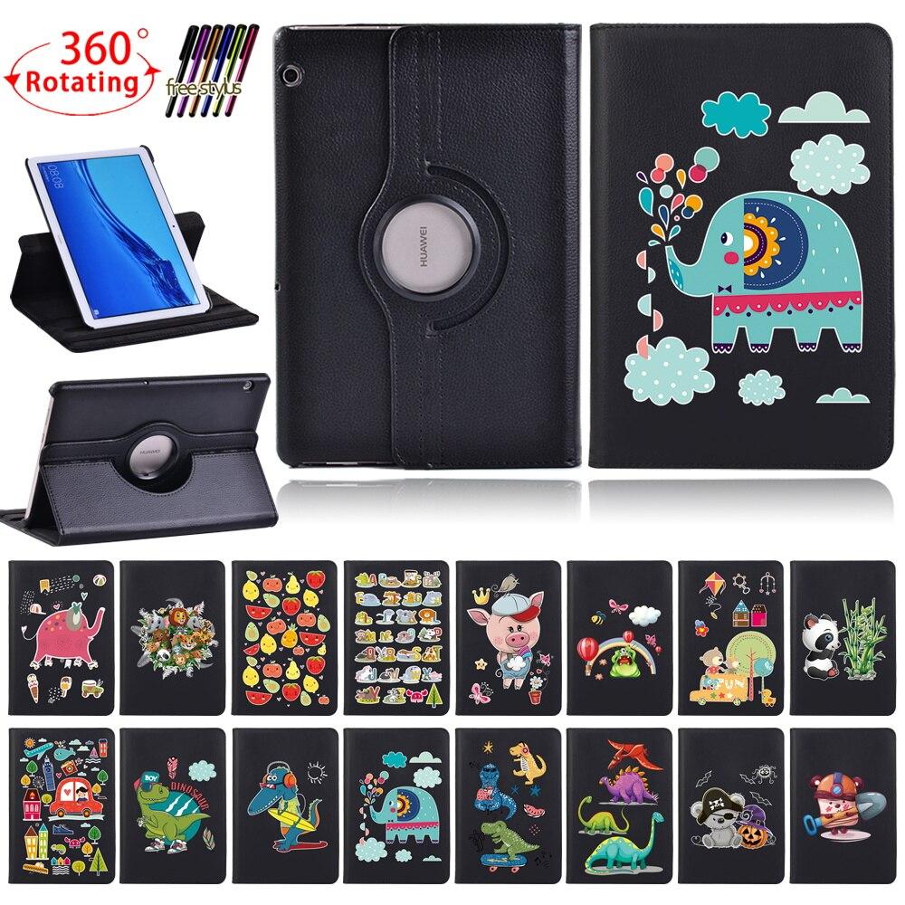 Dönen standı kılıf Huawei MediaPad T3 10 9.6