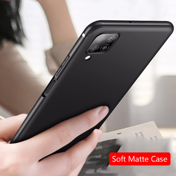 Lainergie For Huawei P40 Lite Case Matte Soft Silicon Back Cover Phone Case For Huawi P40Lite