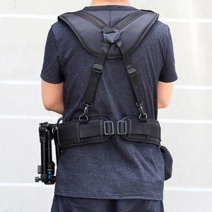 Image 4 - Universal Multi functional Double Shoulder Camera Strap Camera Harness Belt Photo Accessories for SLR/DSLR Cameras