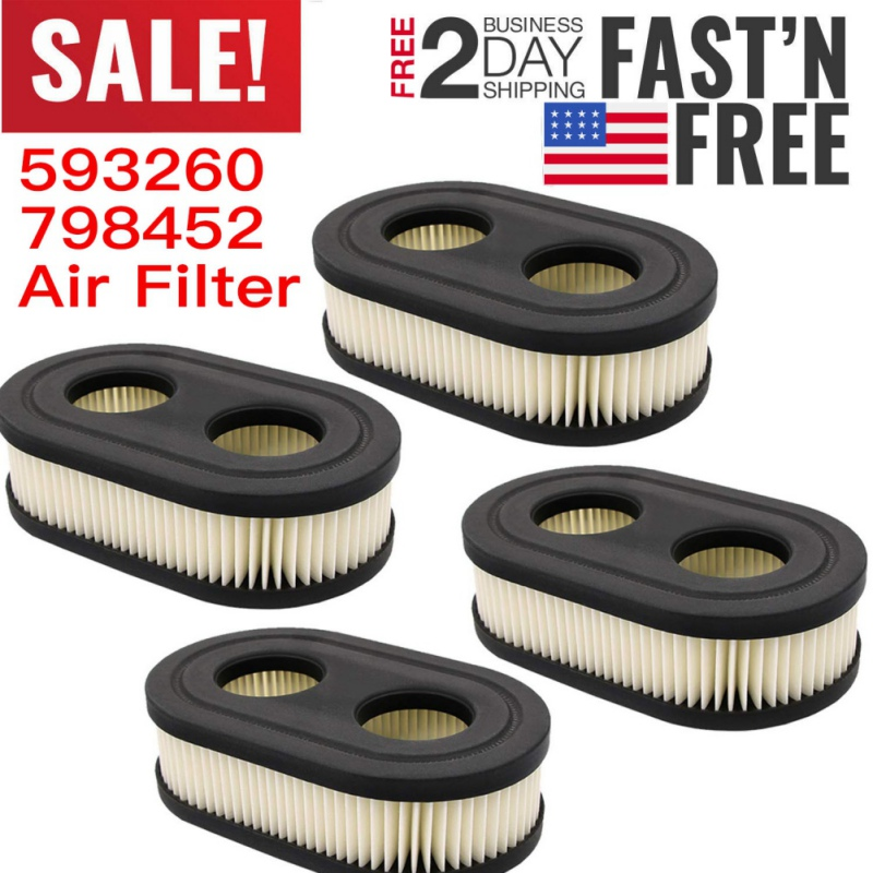 Cleaner For 798452 593260 Replacement-Accessories Cartridge Lawn-Mower AIR-FILTER Practical