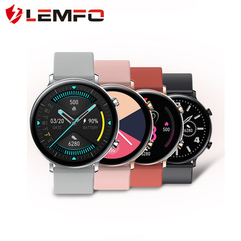 LEMFO GW33 Smart Watch Women Bluetooth Call IPS Full Touch HD Screen ECG+PPG Monitor Blood Pressure Blood Oxygen for Android IOS 1