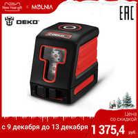 Лазерный нивелир DEKO DKLL11