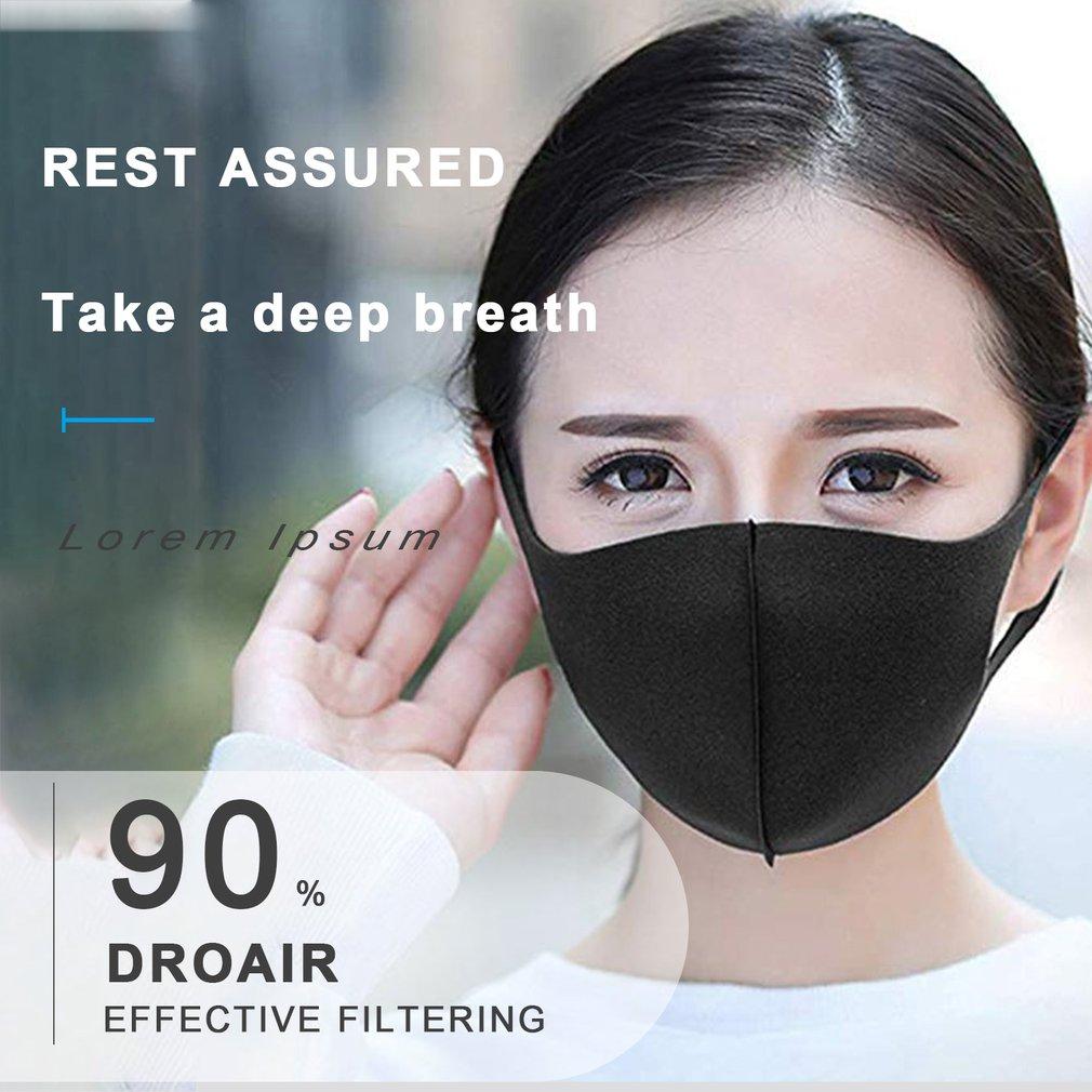 Star Sponge Mask Safe Anti-Spit Mask Warm Dust-Proof Anti-Smoke Breathable