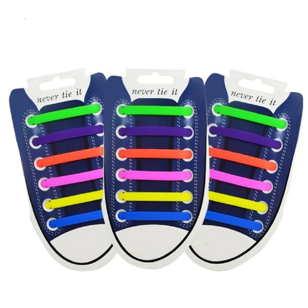 Tying-Free Elastic Shoelaces