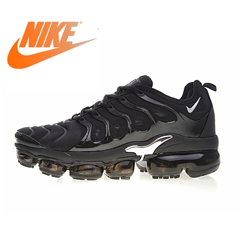 Original Authentic Nike Air Vapormax Plus TM Men's Breathable Running Shoes Quality Outdoor Sports Shoes Fashion EUR Size 924453
