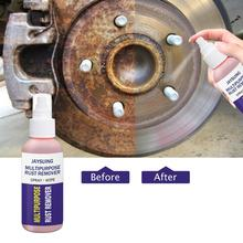 Rush Sale! 30ML Multifunctional Rust Inhibitor Rust Remover Derusting Spray Car Maintenance Cleaning Accessories Wholesale CSV