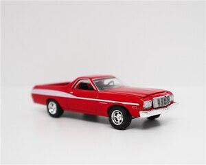 Image 4 - Greenlight 1:64 Ford Ranchero Red/White No Box