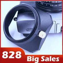 التجزئة NEWYI ساحة شكل عدسة هود ل فوجي نيكون كاميرا واحدة صغيرة 46 مللي متر/49 مللي متر/52 مللي متر/39 مللي متر/40.5 مللي متر/43 مللي متر/55 مللي متر/58 مللي متر/37 مللي متر