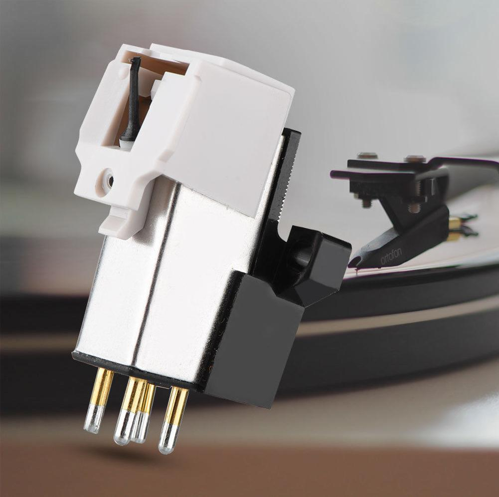 DishyKooker LP Audio Phono Stylus Cartridge Unit Headshell Record Turntable Technics