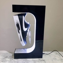Floating Shoe Display Device Stand - Shoe Display Sneaker Stand - Rack for Gifts, Fashion Levitating Magnetic Floating Shop Prod