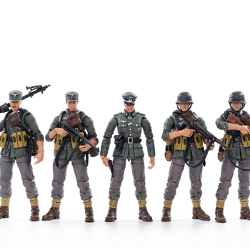 1/18 JOYTOY Action Figure WWII Germany Mountain Division Soldier Collectible Toy Military Model Thanksgiving Free Shipping wow action figure dc unlimited series 4 9 inch deluxe medusa lady vashj wow pvc model toy free shipping