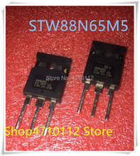 10 pieces/lot STW88N65M5 88N65M5 TO-247 650V 88A