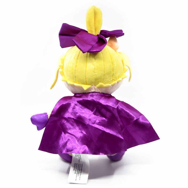 23 см Новая Милая маппетс маска для глаз Кермит Лягушка miss piggy мягкая плюшевая игрушка кукла