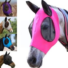 Anti-fly Mesh Equine Riding Breathable Horse Ear Horse Stretch Fly Cover Goggles Ears Covered Speed With Cov N1q9