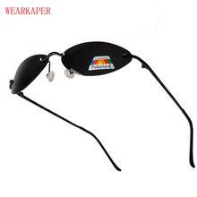 Gafas De sol polarizadas para hombre, lentes De sol polarizadas De estilo Matrix Neo, ultralivianas, sin montura, diseño De marca, 2020