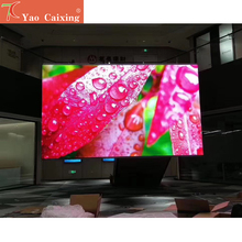 Aliexprss 480*480mm nano composite cabinet led screen hub75 dot matrix  rgb p2.5 indoor high resolutions smd2121 led display tv