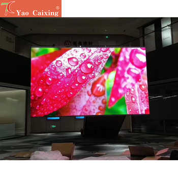 Aliexprss 480*480mm nano composite cabinet led screen hub75 dot matrix  rgb p2.5 indoor high resolutions smd2121 led display tv - DISCOUNT ITEM  0 OFF All Category