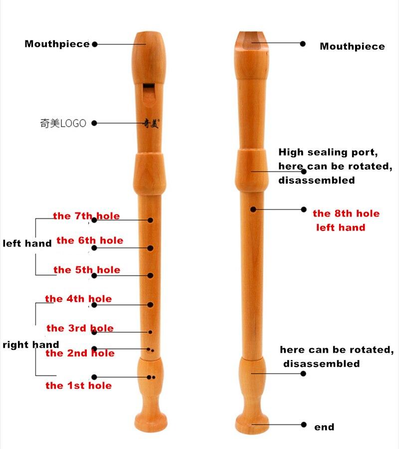 SevenAngel colegio Clarinet Flauta
