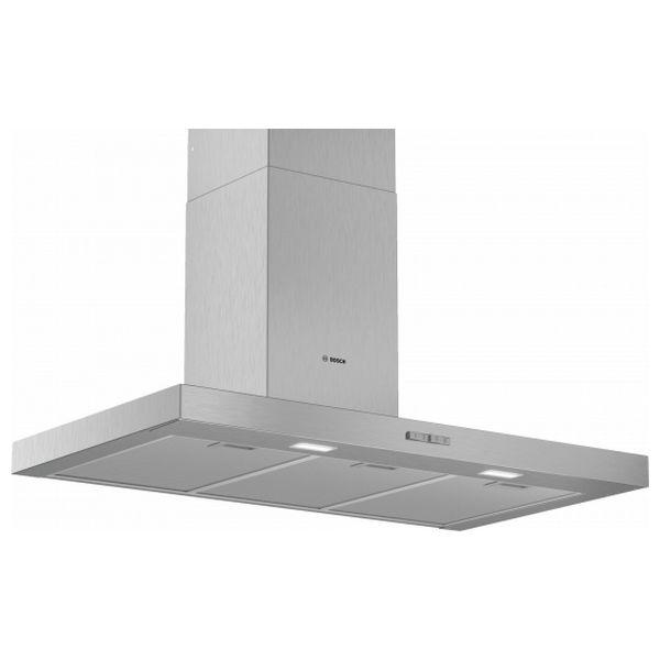 Conventional Hood BOSCH DWB96BC50 590 m³/h 70 dB 215W Stainless steel Range Hoods     - title=