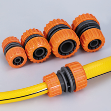 """""""Garden Watering Hose plastic Quick Connector 1/2"""""""" 3/4'' 1 Double Male Hose Coupling Joint Adapter Extender Set For Hose Pipe"""""""