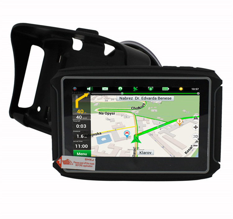 2018 Easy Agriculture GPS Navigation For Both Motor And Farming Waterproof Motorcycle Gps Navigation