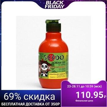 Sendo Cream-Gel Wash with Green Tea Extract and Tea Tree Oil, 250 ml 5145365
