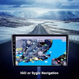 Image 4 - 4G LTE أندرويد 10.1 لهوندا جاز سيتي 2002 2004 2005 2006 2007 السيارات A/C الوسائط المتعددة ستيريو سيارة لاعب راديو GPS