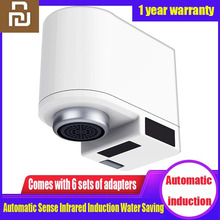 Youpin Zj Automatische Sense Waterbesparing Apparaat Intelligente Infrarood Inductie Keuken Badkamer Kraan Sensor Badkamer Wastafel Kraan