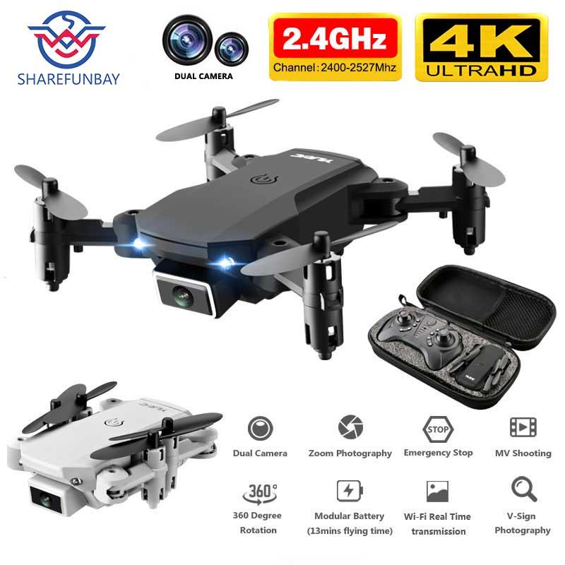 sharefunbay-t1-Дрон-с-разрешением-4k-hd-камера-с-широким-углом-обзора-1080p-wi-fi-fpv-Дрон-с-двойной-камерой-высота-держать-Дрон-с-камерой-Квадрокоптер-с-ди