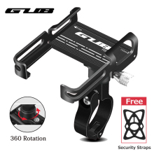 GUB P20 Aluminum Bicycle Phone Holder for 3.5