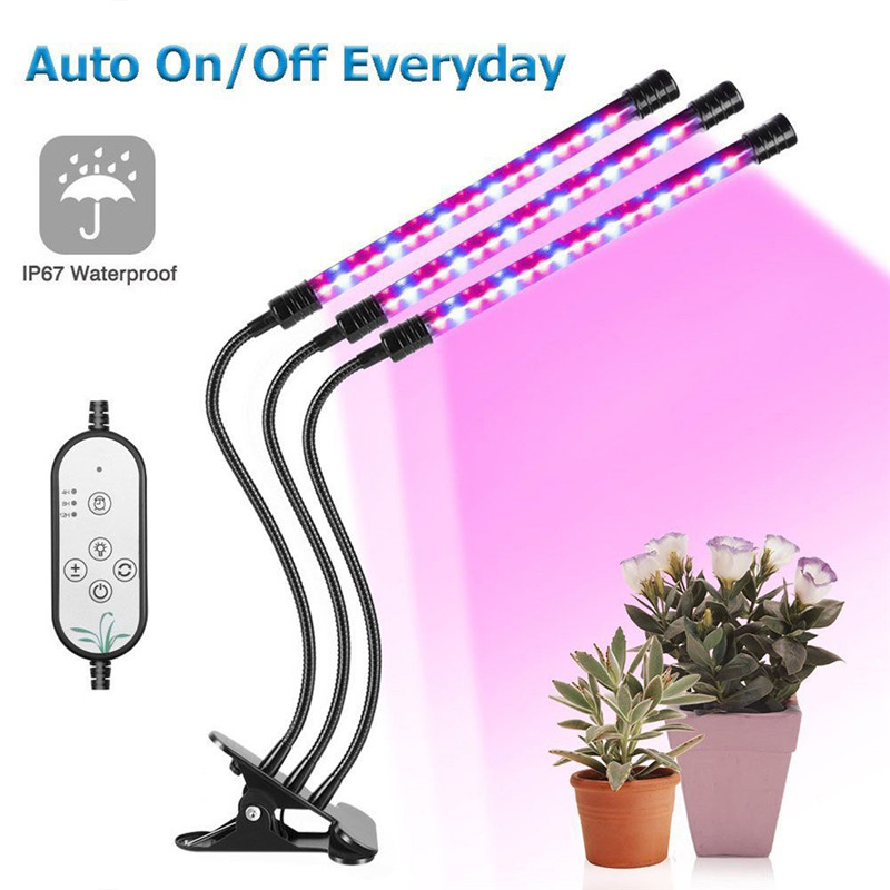LED Plant Growing Light USB 5V LED Full Spectrum Phyto Lamp Phyto-Lamp For Indoor Vegetable Flower Plant Tent Box Plant Growing