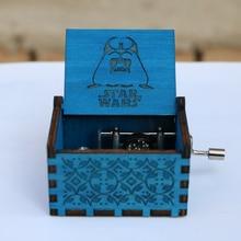 VIP8 деревянный ящик