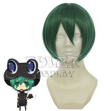 цена на Hitman Reborn! Fran Wig Vocaloid Mikuo Cosplay Wigs Heat Resistant Synthetic Hair Peruca Anime  Costume Wig