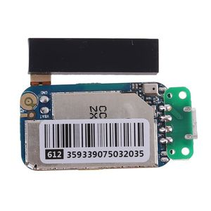 ZX612 GPS Tracker Positioner Locator SOS Alarm Web APP Tracking PCBA For Kid Pet G6KC(China)
