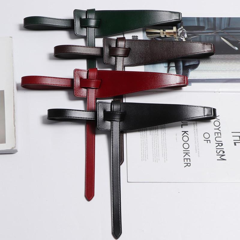 Plus Size Belt Designer Fashion Wide Belts For Women Genuine Leather Ceinture Femme Waist Corset Belt Big Waistband Cummerbunds