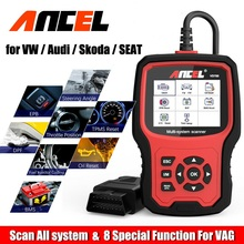 OBD2 Scanner Automotive-Scanner-Tool Airbag Reset Diagnostic Ancel Vd700 Full-System